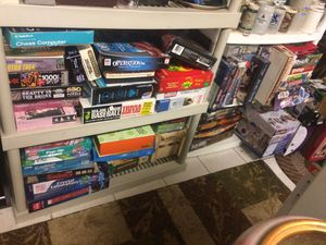 BRAND NEW & USED COMPLETE BOARD GAMES ~ KIDS & ADULT for Sale in Warwick, RI