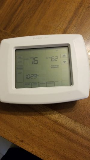 honywell thermostat for Sale in Fresno, CA