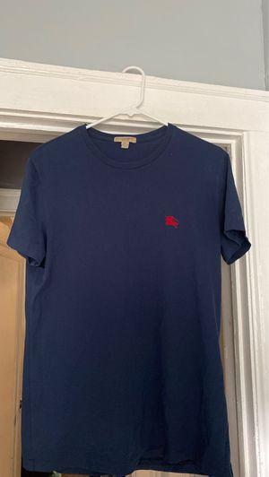 Burberry Brit T-shirt Size M for Sale in Detroit, MI