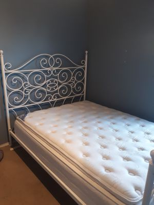 Full size bed frame for Sale in Denton, TX
