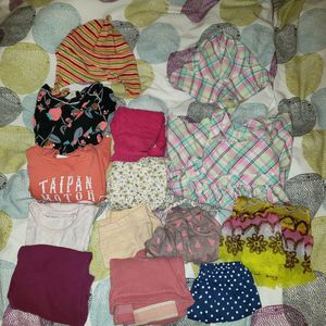 12M girls clothes (14pc) for Sale in Santa Fe Springs, CA