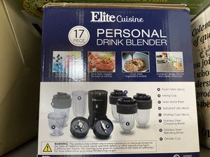 Personal blender 17 piece for Sale in Anaheim, CA