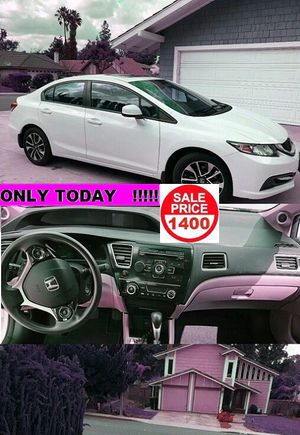 2013 Honda Civic Price$1400 for Sale in St. Louis, MO