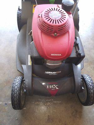 Honda lawnmower for Sale in Pomona, CA