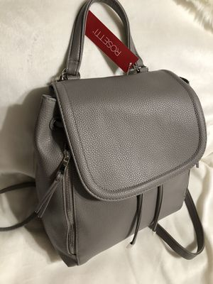 Genuine Rosetti Faux Leather Back Pack bag (New with Tags) for Sale in Surprise, AZ