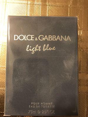 DOLCE & GABBANA LIGHT BLUE , POUR DE HOMME EAU DE TOILETTE for Sale in Atlanta, GA