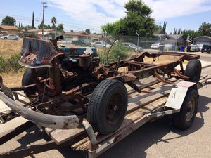 1950 Chevy truck short bed frame! for Sale in Cutler, CA