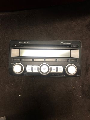 Pioneer scion Radio CD player for Sale in Murrieta, CA