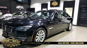 2015 BMW 7 Series for Sale in Woodbury, NY