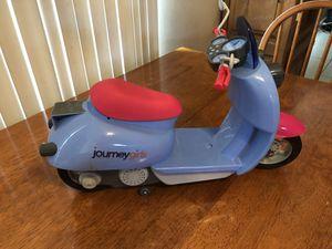 Journey Girl moped for doll for Sale in Tamarac, FL