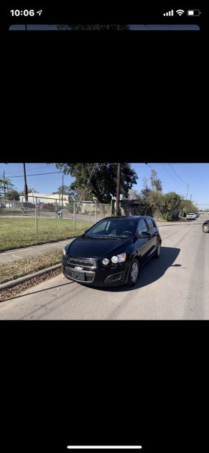 2015 chevy sonic $3900 cash for Sale in Houston, TX