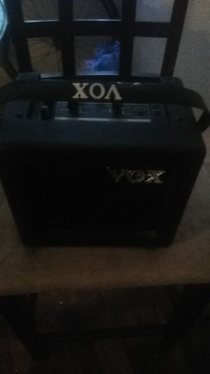 Vox amplifier for Sale in Oakland, CA