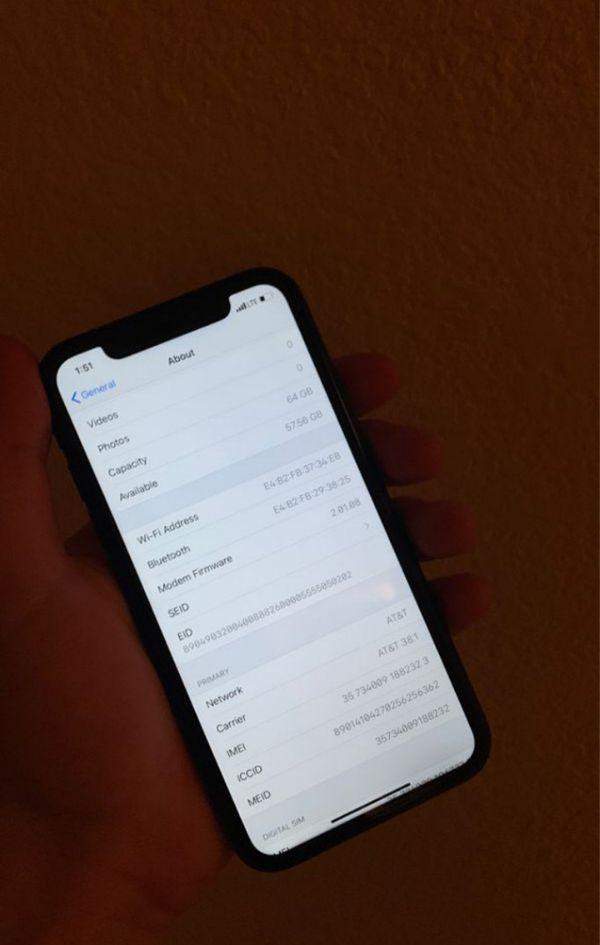 iPhone XR unlocked 64 gb