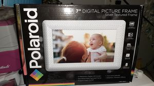 Polaroid digital picture frame for Sale in Cape Canaveral, FL