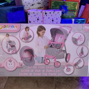 Doll stroller, Toys , Kids, Girls, Baby Doll for Sale in Moreno Valley, CA