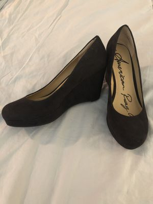 American Rag suede wedge pump, 9 for Sale in Seattle, WA