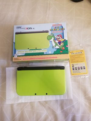 Lime green New nintendo 3ds XL for Sale in Chicago, IL