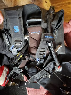 Thousands of dollars in diving gear, like new for Sale in San Francisco, CA