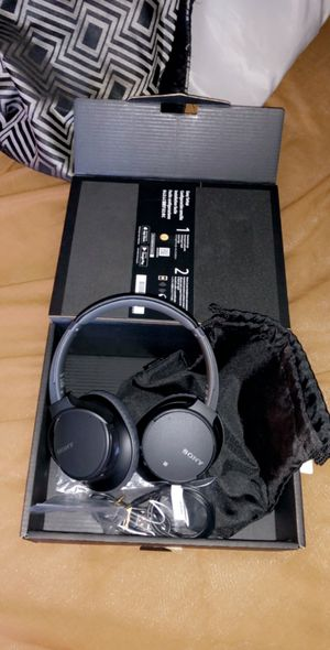 Sony headphones for Sale in Winton, CA
