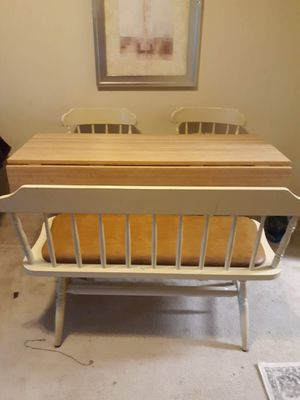 Farmhouse Kitchen table set for Sale in Raleigh, NC