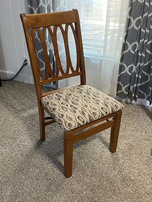 Camper folding chair for Sale in Olathe, KS