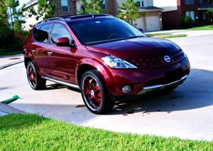 Asking$80O Nissan Murano SE O3 for Sale in Claremore, OK