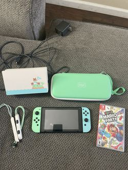 ANIMAL CROSSING NINTENDO SWITCH for Sale in Lake Elsinore,  CA