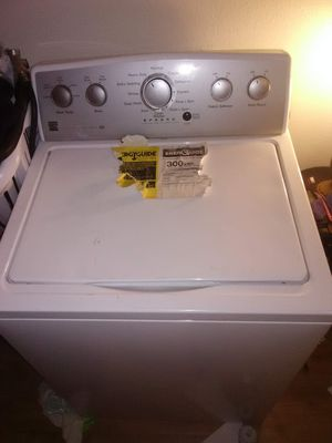 kenmore 4.2 cubic ft. washer for Sale in Oklahoma City, OK