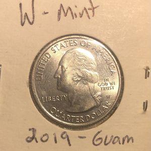 2019 West Point Guam Quarter for Sale in Orlando, FL