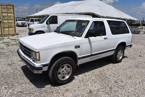 1989 Chevrolet Blazer for Sale in North Miami, FL
