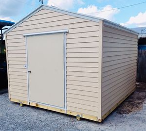 New 10x12 Storage Shed for Sale in Wauchula, FL