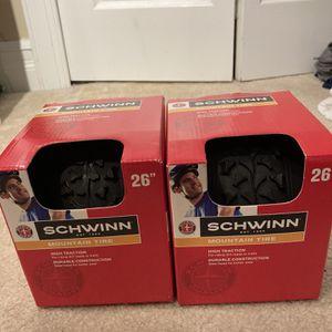 "Schwinn Mountain tire 26"" for Sale in Washington, DC"