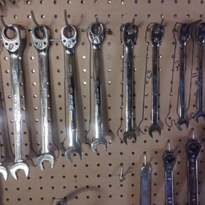 Snap-on 10-piece Ratchet Wrench Metric Set for Sale in Ravensdale, WA