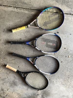 Tennis Rackets for Sale in Indianapolis, IN