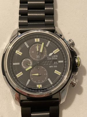Citizen Chronograph CA0428 Eco-Drive Solar watch for Sale in Queens, NY