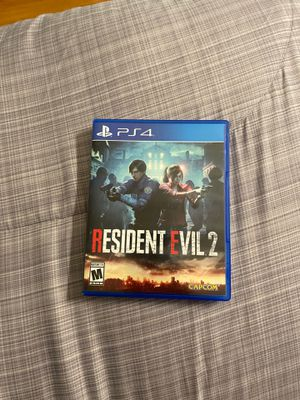 Resident Evil 2 ps4 for Sale in Hacienda Heights, CA