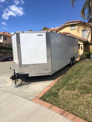 Enclosed car hauler for Sale in Castaic, CA
