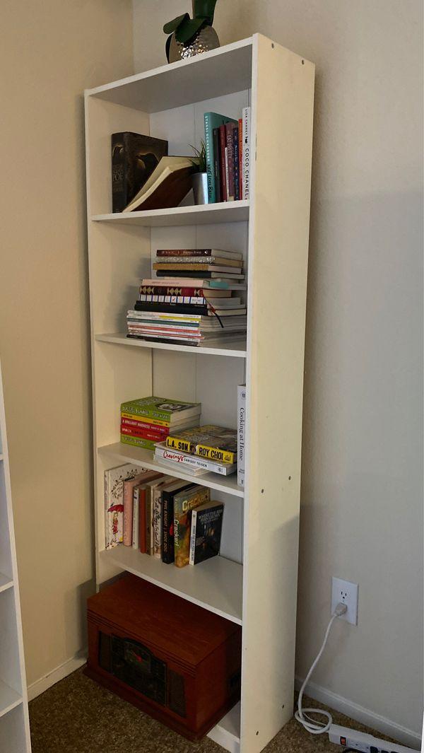 IKEA bookshelf's