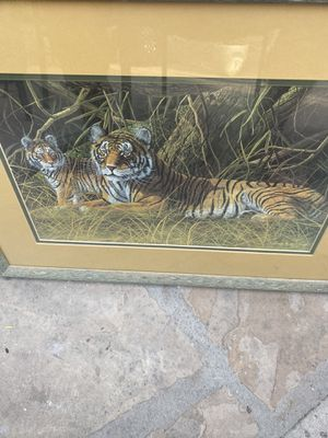 Gary Swanson framed print includes frame mint condition for Sale in Phoenix, AZ