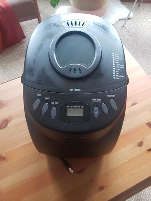 Bread maker machine for Sale in New York, NY