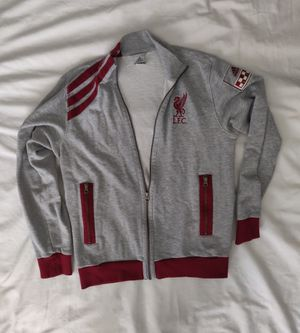 Men's medium Adidas Liverpool football club jacket for Sale in Los Angeles, CA