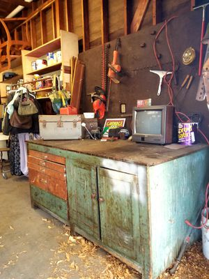 Vintage Work Table for Sale in West Covina, CA