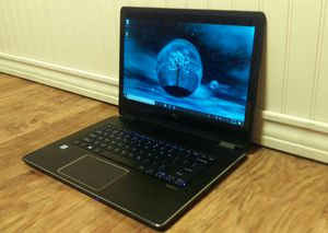 Acer Touchscreen Sixth Generation Flip Convertible i5-6200u 8GB 256GB SSD Back-Lit Laptop for Sale in Tacoma, WA