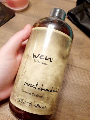 Wen Conditioner Sweet Almond for Sale in Edmonds, WA