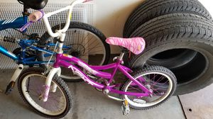 Kids Bike Misty and Tinkerbell in Very Good condition for Sale in New York, NY