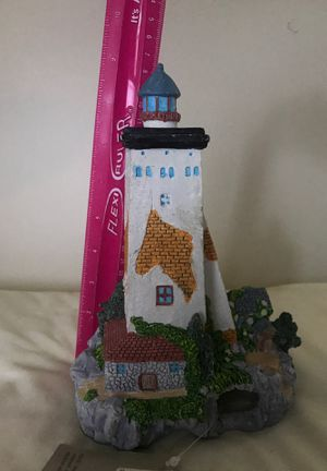 New lighthouse fish tank decor for Sale in Weymouth, MA