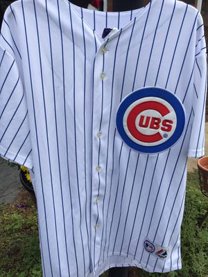 Cubs Baseball Jersey for Sale in Berlin, CT