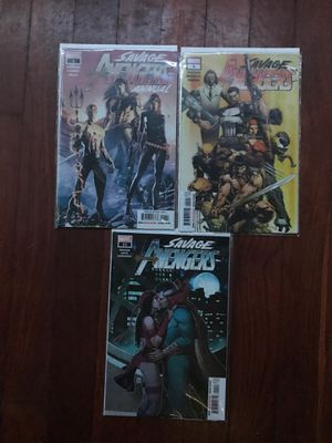 Marvel Comics Savage Avengers for Sale in San Pablo, CA