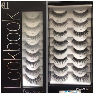 New ardell Look book of lashes for Sale in Los Angeles, CA