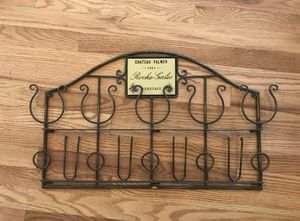Hanging Wine Rack for Sale in Portland, OR